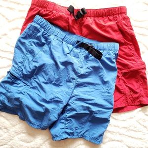 North Face hiking Shorts bundle
